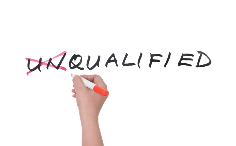 What Deems Someone as 'Qualified'?