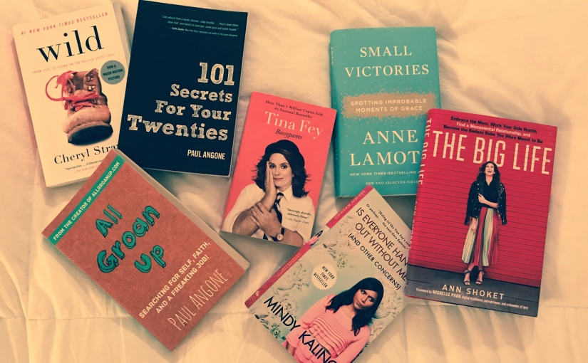 6 Books To Help You Through Your 20s