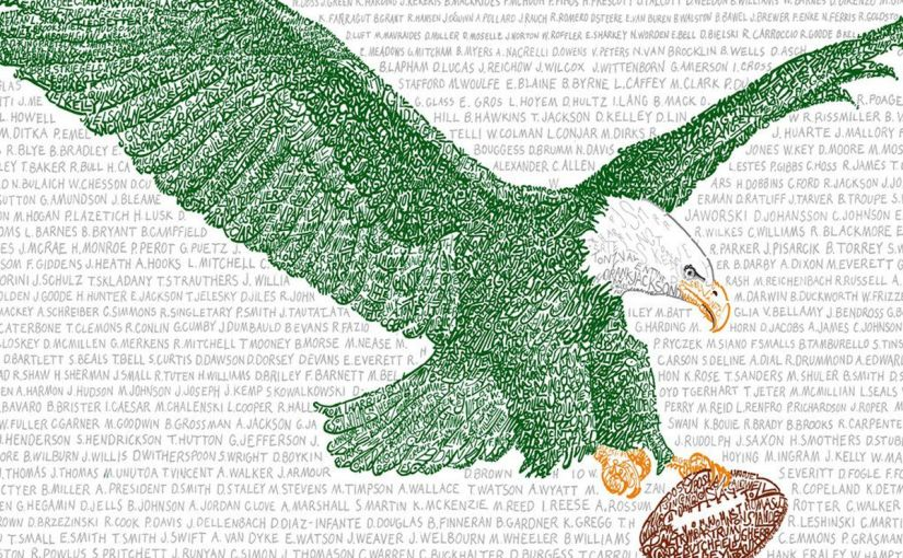 Eagles Fans: We Celebrate As A Team, A City, and As One